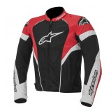 T-GP PLUS R AIR JACKET NEGRO ROJO BLANCO